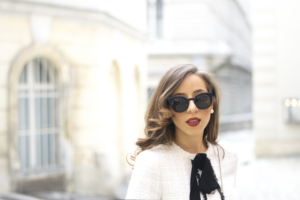 Dolce Petite Zara Jacket With Bow - 1