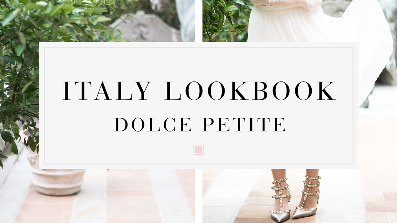 Youtube Thumbnail Lookbook Italy